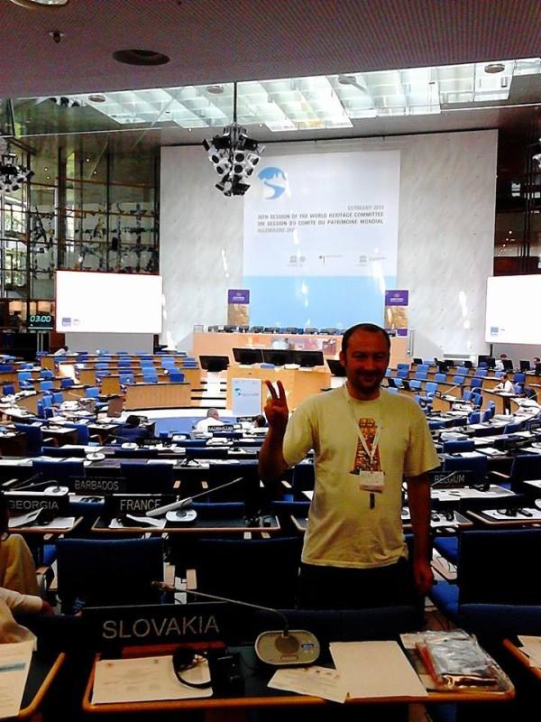 Na zasadnuti v Bonne